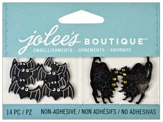Jolee's Boutique Embellishment Cats and Bats
