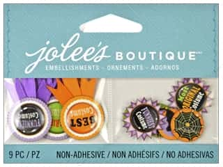 2013 Crafties - Best Adhesive: Jolee's Boutique Embellishment Mini Costume Party