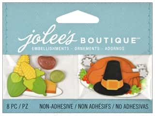 Jolee's Boutique Embellishment Thanksgiving Feast