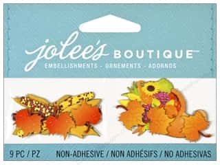2013 Crafties - Best Adhesive: Jolee's Boutique Embellishment Mini Fall Harvest