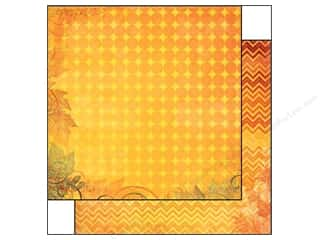 Bo Bunny Paper 12x12 Autumn Song Dot (25 piece)