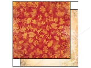 Bo Bunny Paper 12x12 Autumn Song Leaves (25 piece)