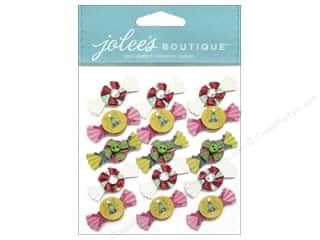 Jolee's Boutique Stickers Peppermint Mini Repeats