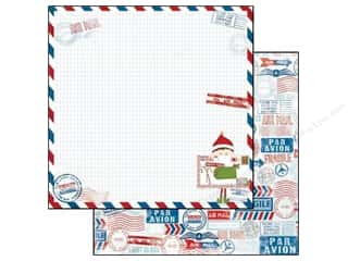 Bo Bunny Paper 12x12 Elf Magic (25 piece)