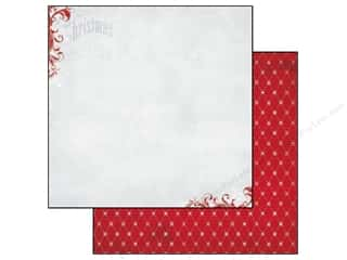Bo Bunny Paper 12x12 Elf Magic Tinsel (25 piece)