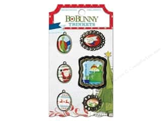 Bo Bunny Trinkets 6 pc. Elf Magic