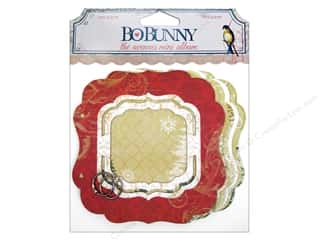 Weekly Specials Clay & Modeling: Bo Bunny Mini Album Silver & Gold