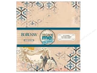 Bo Bunny 8 x 8: Bo Bunny Misc Me Binder 8 x 9 in. The Avenues