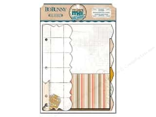 Bo Bunny Misc Me Journalling: Bo Bunny Misc Me Journal Dividers The Avenues