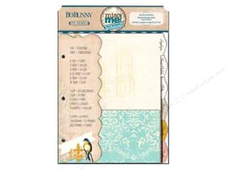 Tabs Animals: Bo Bunny Misc Me Recipe Dividers The Avenues