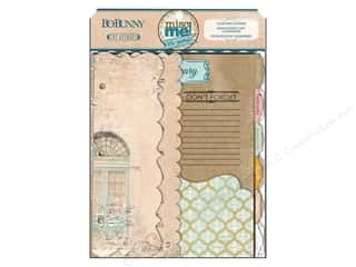 Rulers Gold: Bo Bunny Misc Me Calendar Dividers The Avenues