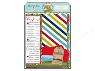 Bo Bunny Misc Me Recipe Dividers Elf Magic