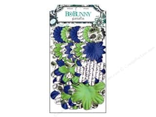 Bo Bunny Embellishment Flowers / Blossoms / Leaves: Bo Bunny Petals Zip-A-Dee-Doodle