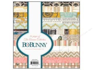 Blank Card & Envelopes: Bo Bunny 6 x 6 in. Paper Pad The Avenues