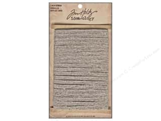 Tim Holtz Idea-ology Ribbon Linen 10yd