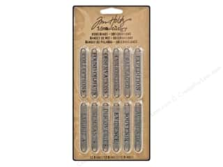 Mothers Day Gift Ideas: Tim Holtz Idea-ology Word Bands Observations