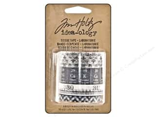 clearance  > tape measure: Tim Holtz Idea-ology Tissue Tape Laboratorie