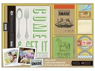 Weekly Specials DieCuts Box of Cards: K&Co Smash Journal Gift Set Tasty