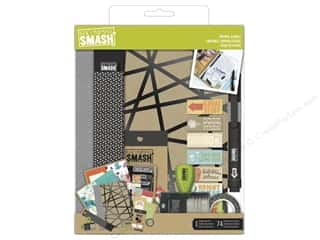 Weekly Specials We R Memory Washi Tape: K&Co Smash Journal Bundle Couture