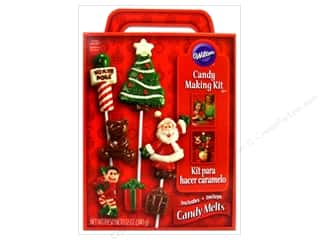 Holiday Sale Wilton Kit: Wilton Edible Deco Candy Making Kit Pack Christmas