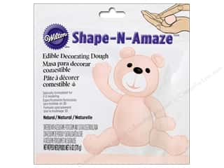 Cooking/Kitchen Edibles / Foods: Wilton Edible Decorations Shape N Amaze Decorating Dough 6oz Beige