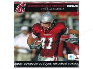 "Gifts Sports: Turner Calendar Wall 2014 12""x 12"" Washington State"