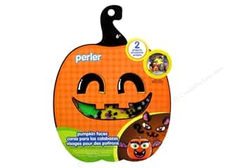 Batting Craft & Hobbies: Perler Activity Kit Pumpkin Faces