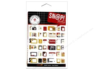 Ryland Peters & Small Note Cards & Envelopes: Simple Stories SN@P! Cards Say Cheese