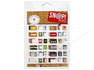 Simple Stories inches: Simple Stories SN@P! Cards Smarty Pants