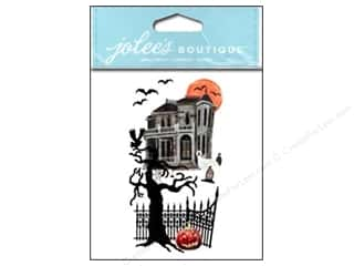 Jolee's Boutique Stickers Large Haunted House