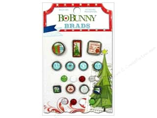 Bo Bunny Brads 19 pc. Elf Magic