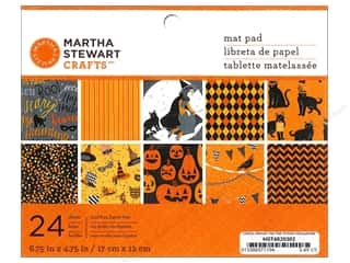 "Mats Clearance Crafts: Martha Stewart Mat Pad 4.75""x 6.75"" Animal Masquerade"