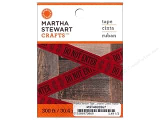 Home Decor Tapes: Martha Stewart Decorative Tape Gothic Manor