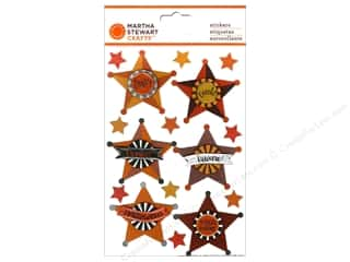 Martha Stewart Sticker Animal Masquerade Star