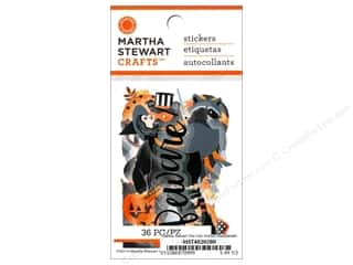 Martha Stewart Die Cut Animal Masquerade