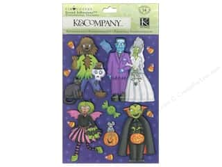 K&Co Grand Adhesions TC Halloween Scary Character