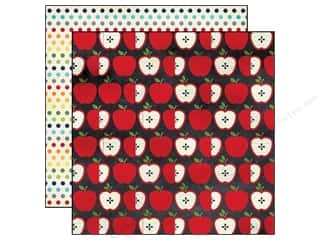 "Simple Stories Back To School: Simple Stories Paper 12""x 12"" Smarty Pants School Days (25 pieces)"