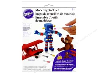 Tools Tools: Wilton Tools Modeling Tool Set 8pc