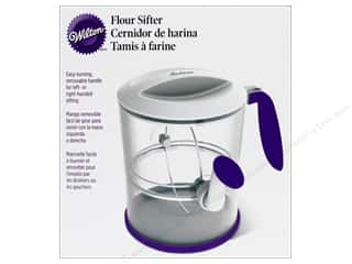 Plastics Cooking/Kitchen: Wilton Tools Flour Sifter