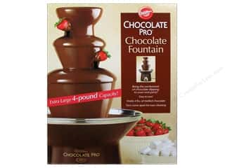 Black: Wilton Tools Chocolate Pro Chocolate Fountain