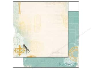 Outdoors Bo Bunny 12 x 12 in. Paper: Bo Bunny 12 x 12 in. Paper The Avenues Collection The Avenues (25 pieces)