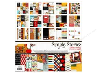 Weekly Specials Collection Kit: Simple Stories Kit Smarty Pants Collection 12x12