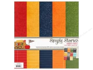 Simple Stories Kit Smarty Pants Basics 12x12