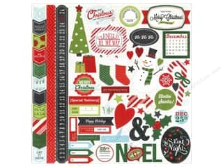 Clearance Stickers: Simple Stories Sticker December Documented Fundamentals