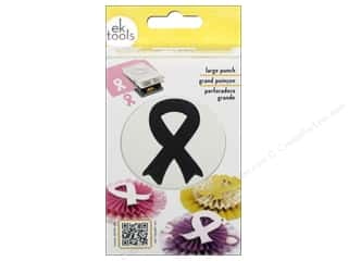 Non-Profits $1 - $3: EK Paper Shapers Large Punch Support Ribbon