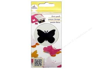 Insects Papers: EK Paper Shapers Large Punch Butterfly