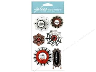Jolee's Boutique Stickers Large Doily Medallions