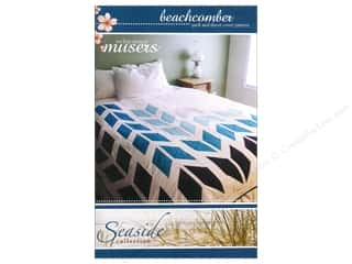 McKay Manor Musers Clearance Patterns: Mckay Manor Musers Beachcomber Quilt & Duvet Pattern