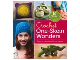 Storey Books Home Decor Sale: Storey Publications 101 Crochet One Skein Wonders Book