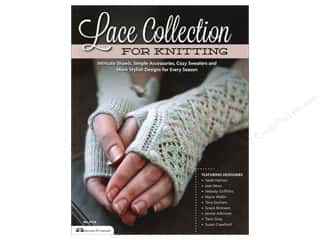 Lace Collection For Knitting Book